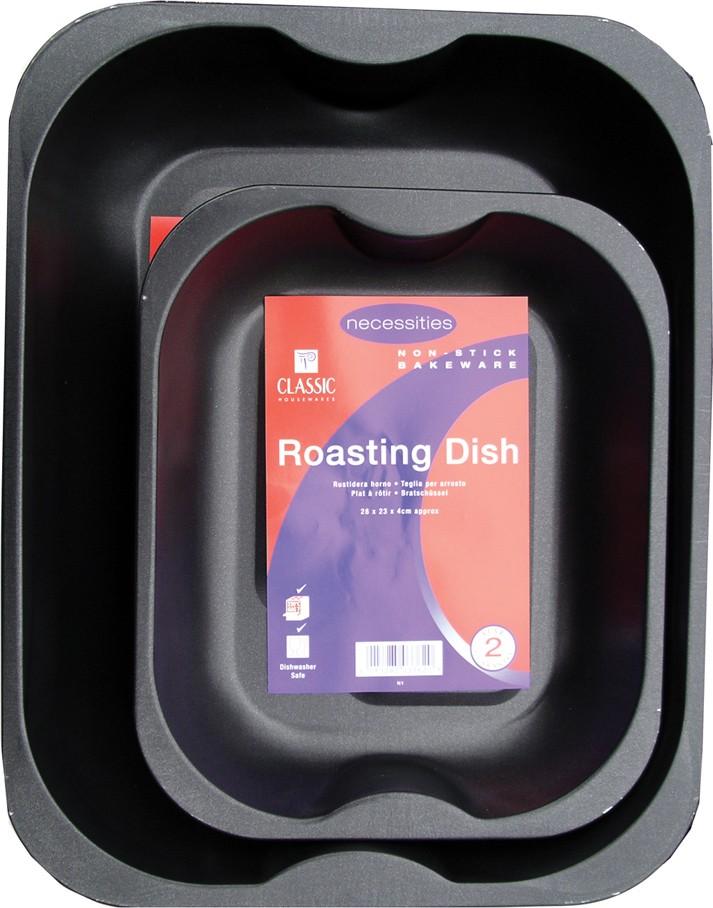 Large roasting dish
