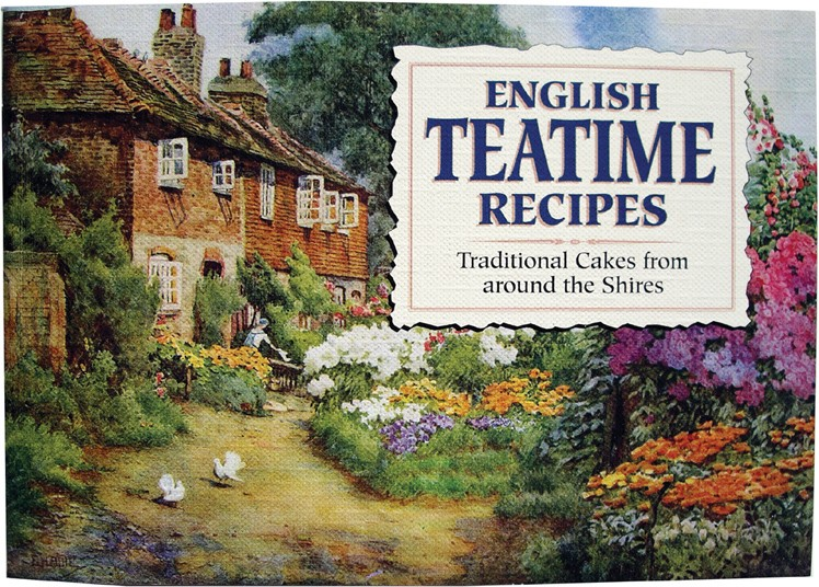 English Teatime Recipes