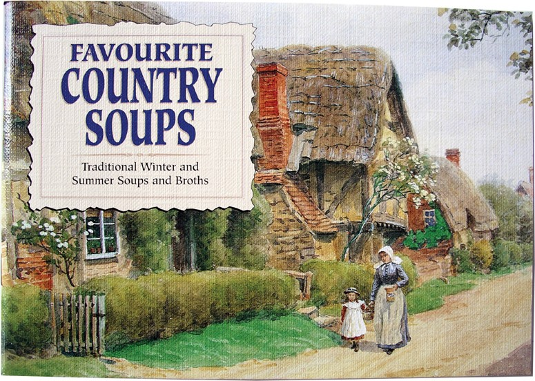 Favourite Country Soups Recipes