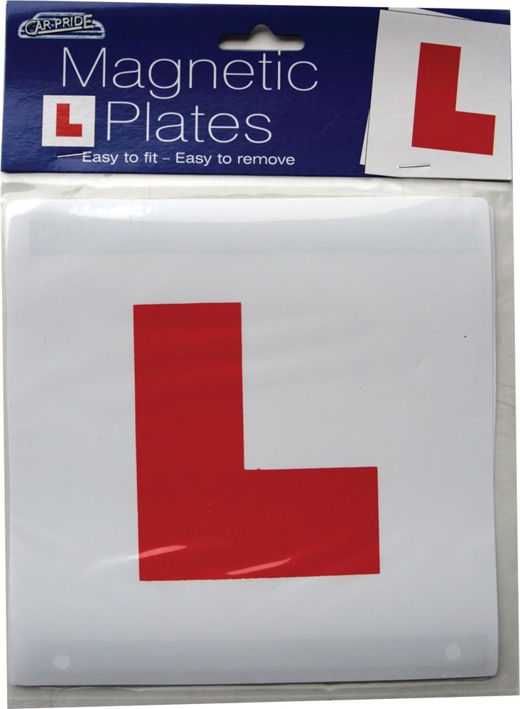 """""""L"""" plates"""
