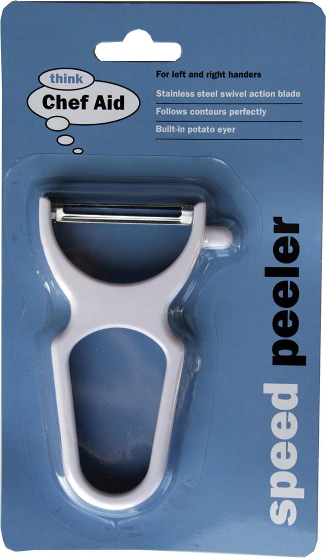 Speed peeler