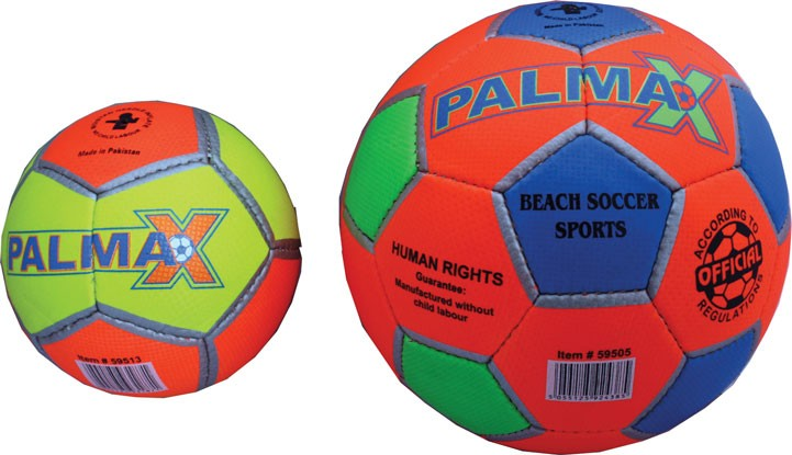 Small beach football