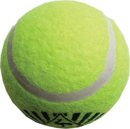 Individual tennis ball