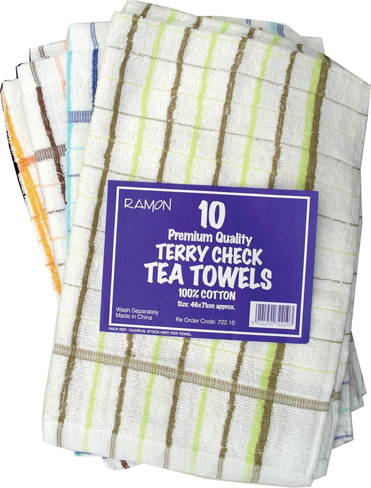Tea towels - 10