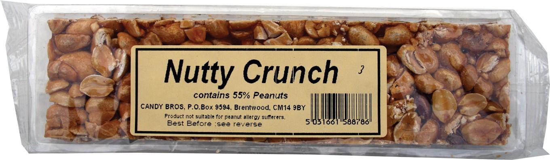 Nutty crunch