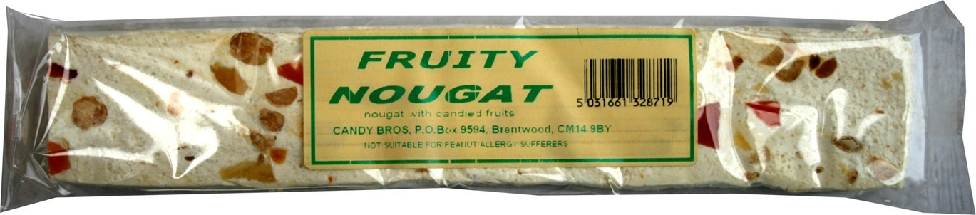 Fruity nougat