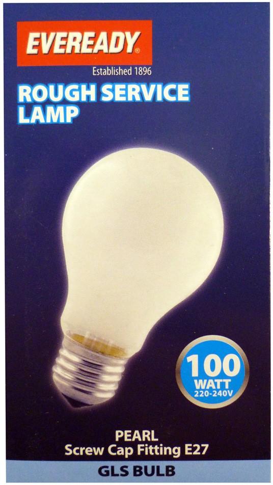 screw cap 100 watt bulb