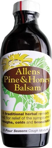 allens pine & honey balsam