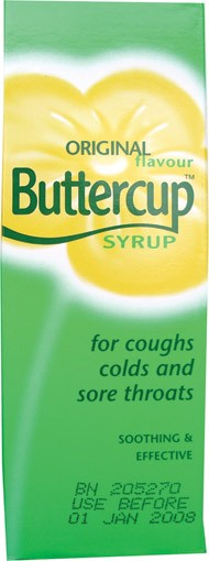 buttercup syrup