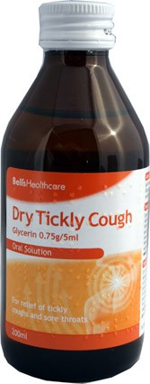 dry tickly cough