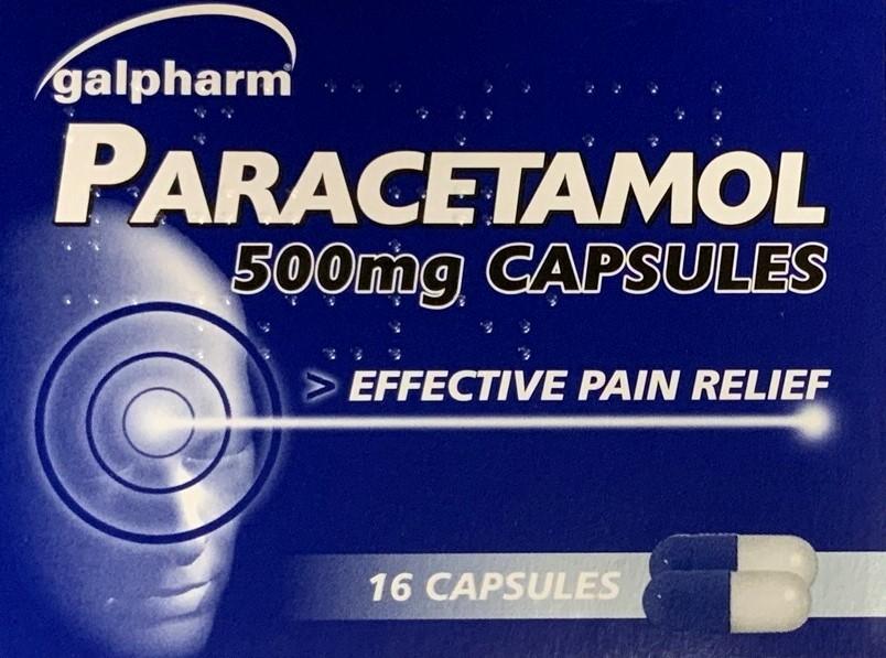 Paracetamol Capsules