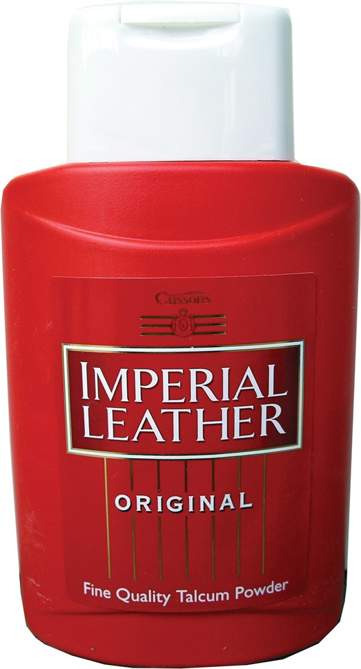 Imperial Leather talc