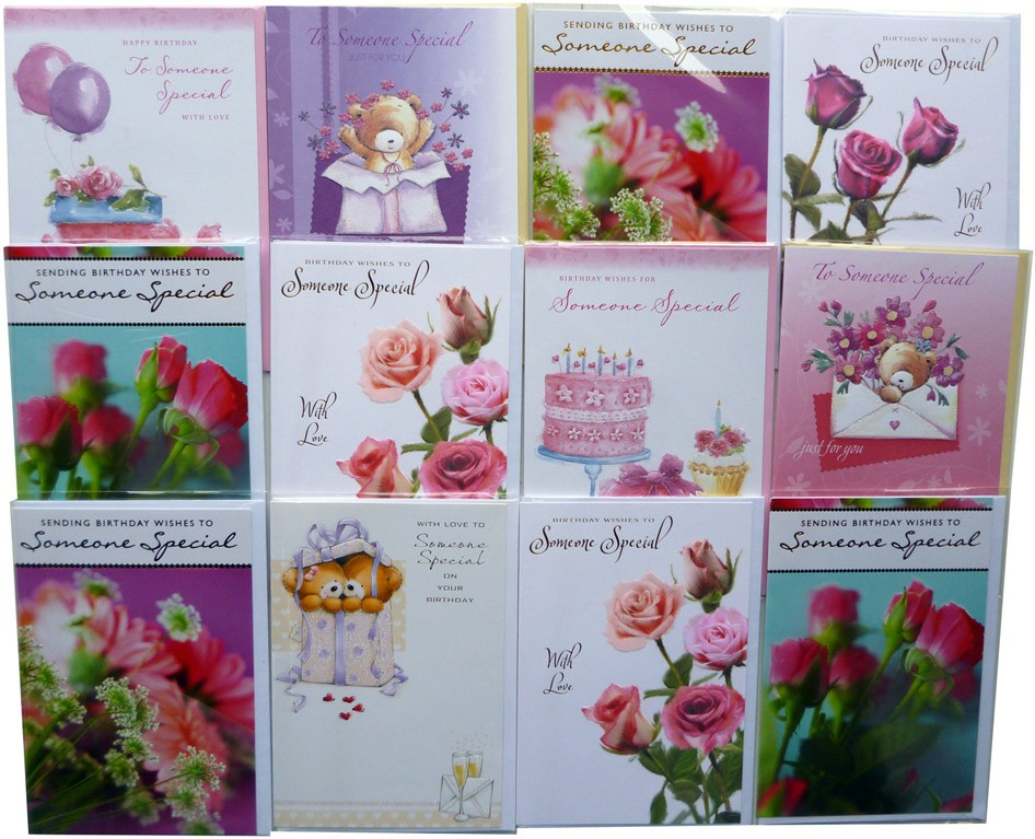 2 assorted cards to Someone Special