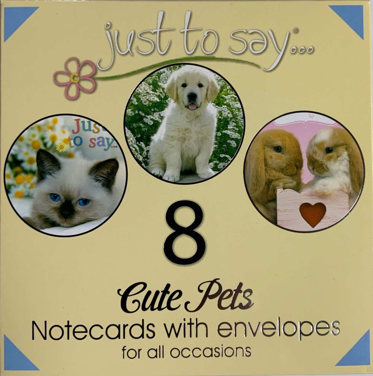 animal notelets