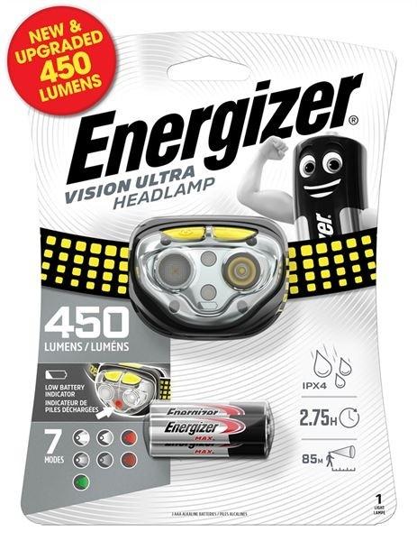 450 lumens Energizer Headlamp