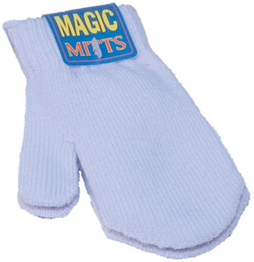 Child's (babies) magic mittens in navy, red, pink, cream, royal blue or sky blue