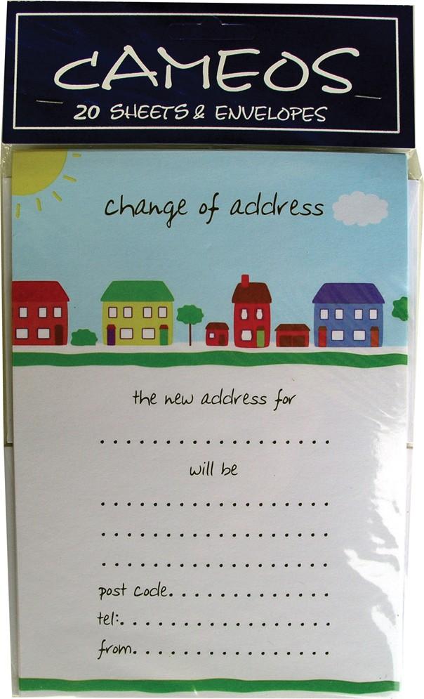 address notepads