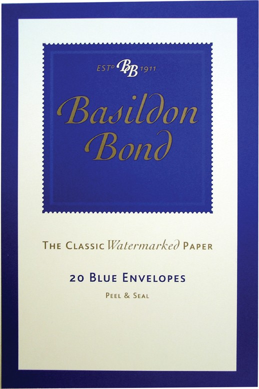 Basildon Bond Blue Envelopes