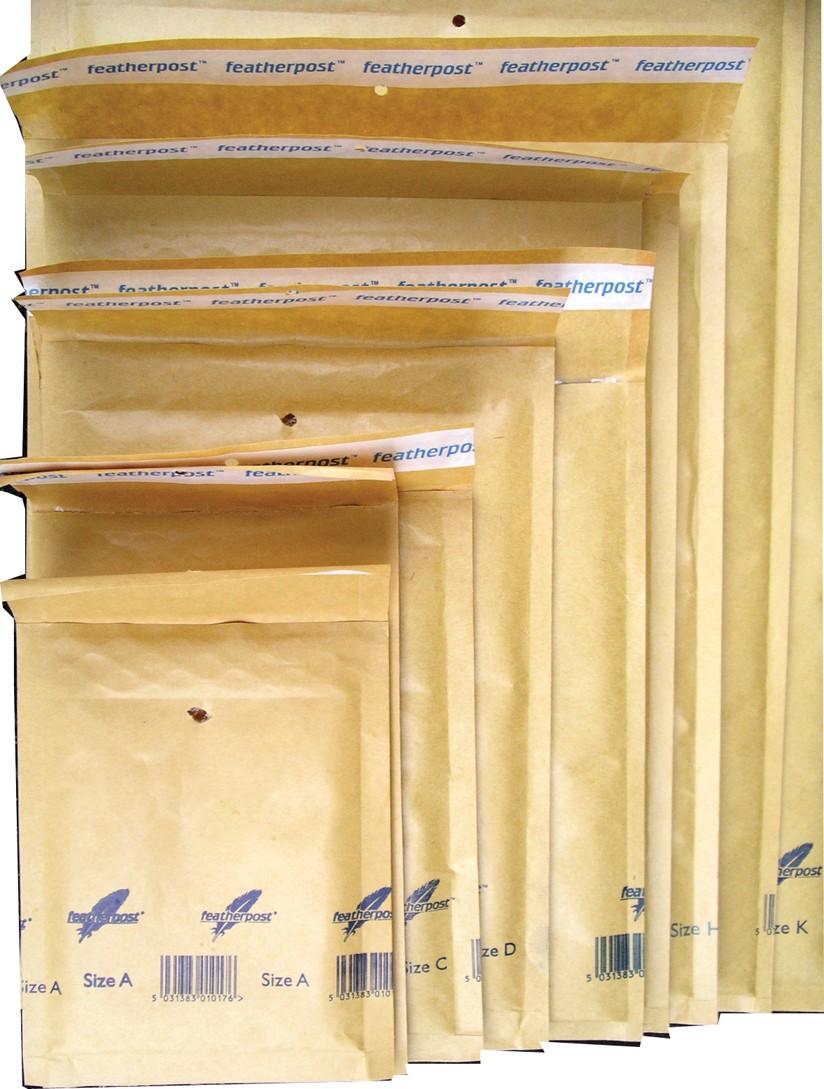Padded envelope