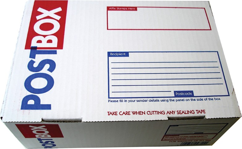 post box medium sized