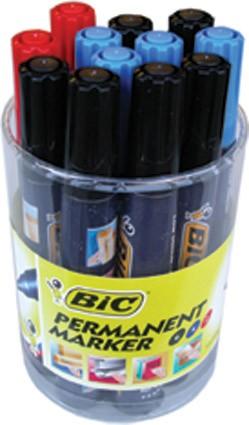 Marker pens, assorted