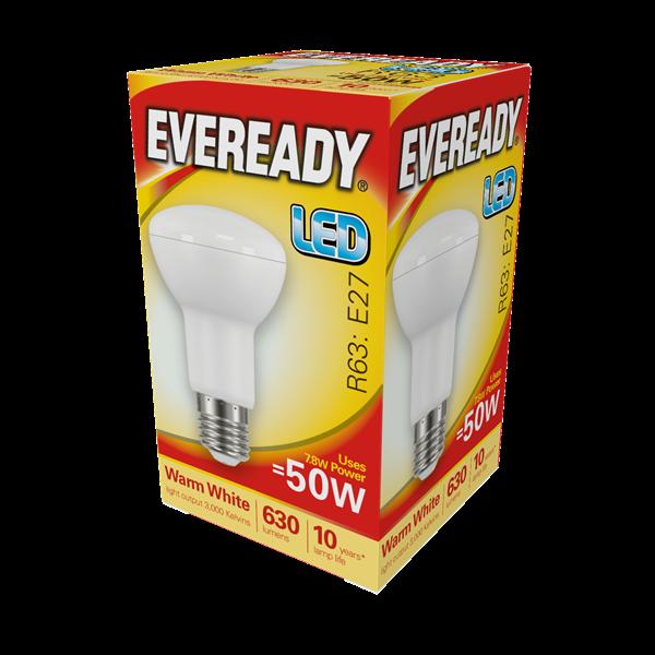 LED R63 Spot Bulb Warm White E27 Screw