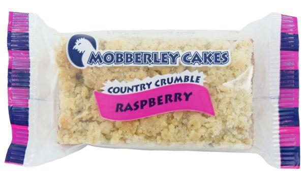 Box of 24 Crumble cake bars