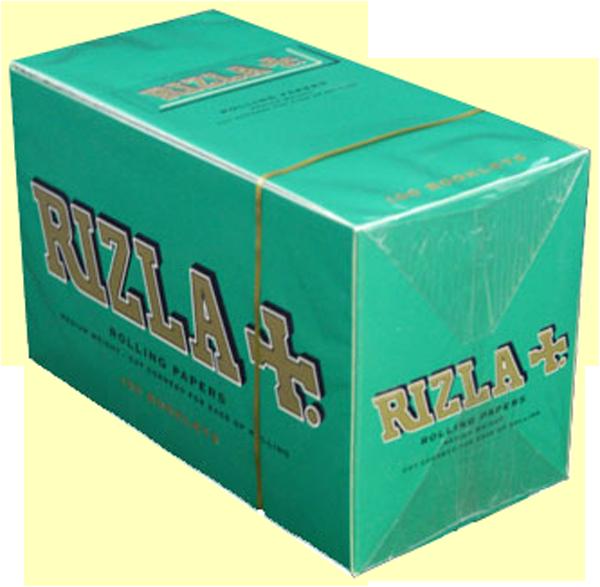 Rizla Green Multipack (5)