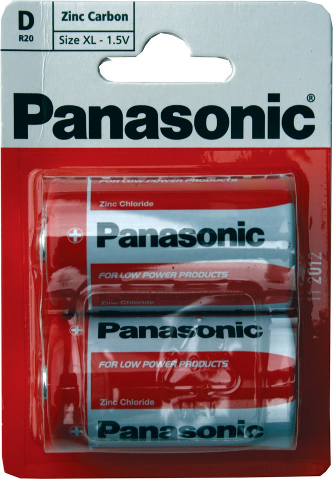 R20 batteries