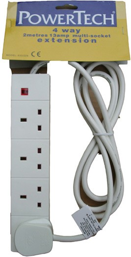 4 way extension cable