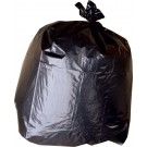 Black dustbin bags