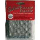 Silver scouring pad