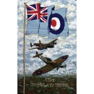 Tea towel - RAF