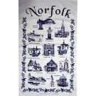 Tea towel - Norfolk