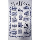 Tea towel - Suffolk