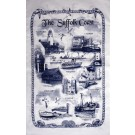 Tea towel - The Suffolk Coast
