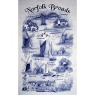 Tea towel - Norfolk Broads