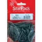 "Packet of 38mm (1.5"") round wire nails"
