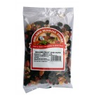Golden Sunrise Foods.  Deluxe fruit and nut.
