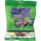 Sugar free pear drops