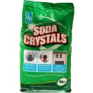 Soda crystals