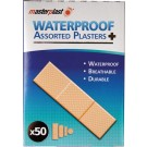 Waterproof plasters