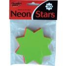 Medium neon stars