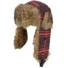 Ladies trapper hat