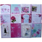 General ladies birthday cards