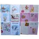 Assorted cute birthday cards