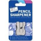 Metal pencil sharpener