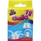 White chalks