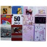 Age 50 birthday cards