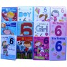 Birthday cards, boy, age 6,every card is different,order as many as you need.